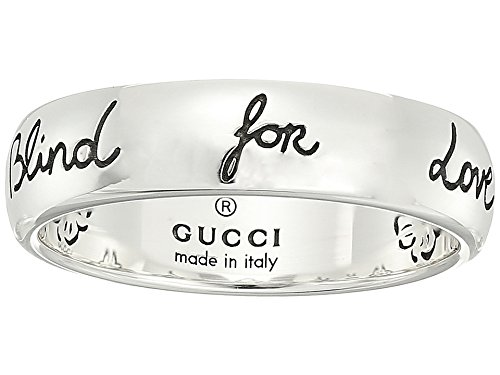 Gucci Damen-Ring BLIND for Love 925 Silber Gr. 54 (17.2) - YBC455247001014