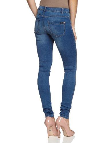 ONLY - Jeans, Donna Blau (Medium Blue Denim)