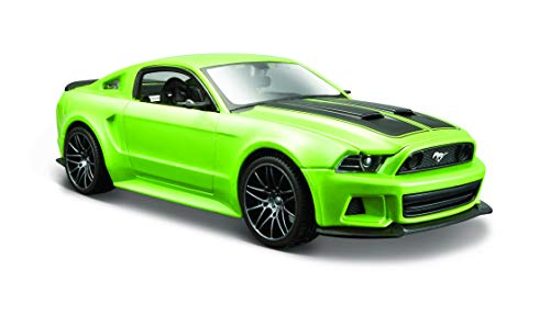 Tavitoys, 1/24 Special 2014 Ford Mustang Verde (31506G), Color (1)