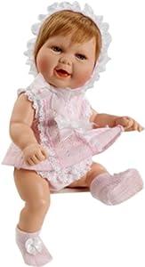 Berjuan- Baby Smile SAQUITO Rosa Ref: 0492-19, Multicolor (492)