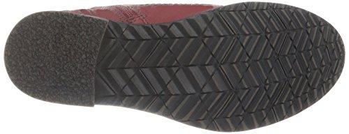 TAMARIS 1-1-25200-23 501, Stivali Donna Rosso (Rot (SCARLET 501))