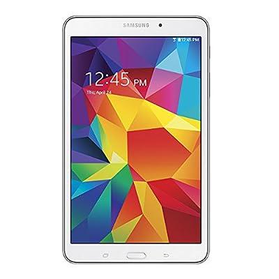 """Samsung Galaxy Tab 4 8"""" Tablet, 8 GB, Marchio TIM, Bianco by Samsung"""