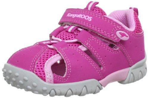 KangaROOS Rock, Baby Mädchen Lauflernschuhe, Pink (lillipilli/begonia)
