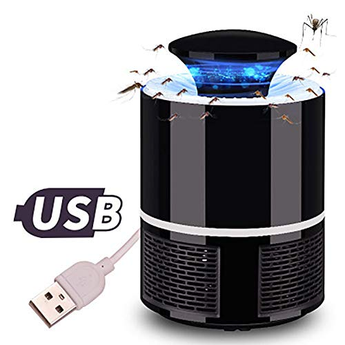 Outdoor Lighting Mosquito Killer Lamps Aspiring Catch Fly Photocatalyst Household Usb Powered Led Light Uv Repeller Mosquito Killer Lamp Insect Trap Bug Zapper Pest Control Beautiful And Charming