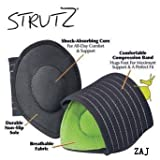 New Pair 2pcs Strutz Cushioned Arch Supports New Relief for Achy Feet Strutz - Sole Angels Unisex Foot Sport Ultimate Performance Neoprene