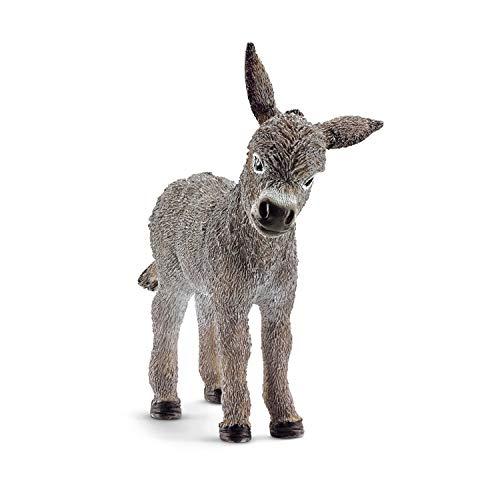 Schleich 13746 - Esel Fohlen, Minifigur