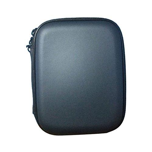 Anyutai (marineblau) Hard Drive Box, 2.5 Zoll USB 3.0 Externe Festplatte Shockproof Pouch Tasche Tragetasche Box für Seagate Backup Plus Slim, Toshiba Canvio Grundlagen, Canvio Connect, Canvio Slim