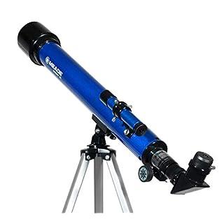 Meade Instruments Infinity 50AZ Refractor Telescope - Metallic Blue