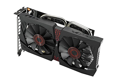 Asus STRIX Nvidia Gtx 750Ti Oc 1124Mhz (Boost 1202Mhz) 5400Mhz 2Gb Ddr5 128-Bit Dl-Dvi-I Dp Hdmi Pci-E Graphics Card Discount