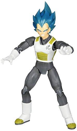 Bandai Tamashii Nations Super Saiyan Dios Super Saiyan Vegeta Figura de acción Dragon Ball Super 2