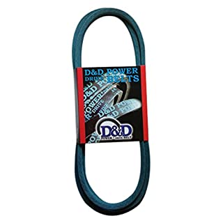 D&D PowerDrive 181715 Ariens Kevlar Replacement Belt, 5LK, 1 -Band, 115