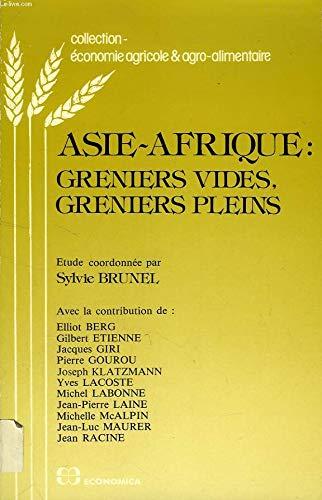 Asie-Afrique par Sylvie Brunel