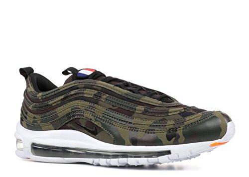 Nike Air Max 97 QS Premium Schuhe Sneaker (EU 43 US 9.5 UK 8.5, Grün)