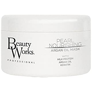 Beauty Works Pearl Nourishing Argan Oil Mask 250 ml