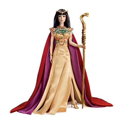 Cleopatra, Queen Of The Nile Fashion Doll by Ashton