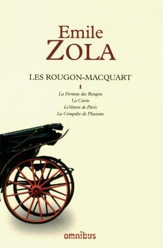 ROUGON-MACQUART T01 par EMILE ZOLA