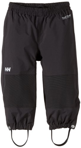 Helly Hansen Kinder Hose K Shelter Pants, Ebony, 4, 41026