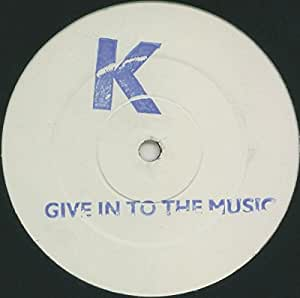 """Korben: Give In To The Music 12"""""""