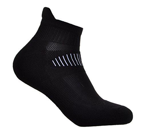 WB Socks Damen Laufsocken - Ankle & Arch Support, gepolstert, leicht