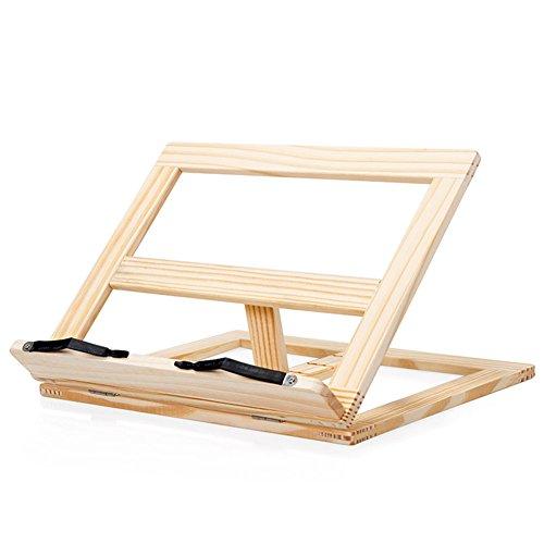 KIICN Kreativ Holz Bücherregal Bücherregal Lege Lesen Rock Schüler Holz Multifunktional -