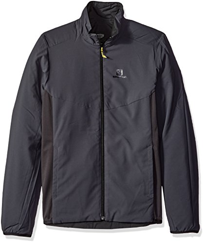 Salomon Herren Drifter Mid Jacket Black