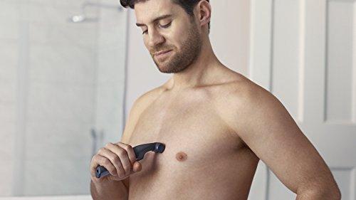 Philips Series 3000 Showerproof Body Groomer with Skin Comfort System - BG3015/13