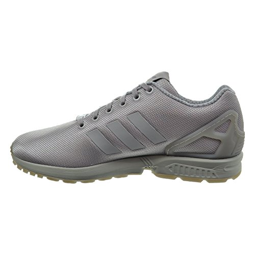 Adidas Zx Flux de course synthétique Chaussures Metal Gear Solid Grey