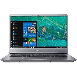 "Acer Swift 3 SF314-56-37WU Ordinateur Portable 14"" Full HD (Core i3, 4Go de RAM, SSD 128Go, Intel HD Graphics, Windows 10S)"