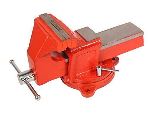 WELDINGER Schraubstock eco 150 mm Backenbreite 360° drehbar unzerbrechlich