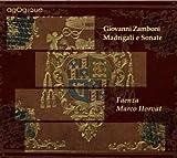 Zamboni / Madrigali E Sonate