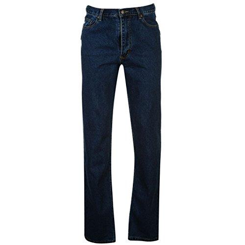 Rockford Comfort Fit XL Herren Jeans Jeanshose Denim Hose 5 Taschen Baumwolle Stonewash