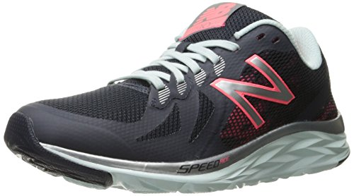 New Balance Women's 790v6 Running Shoe Outer Space/Guava