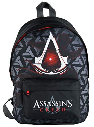 Paso Assassin's Rucksack Assassins Creed Schulrucksack Gamer ACD-A220