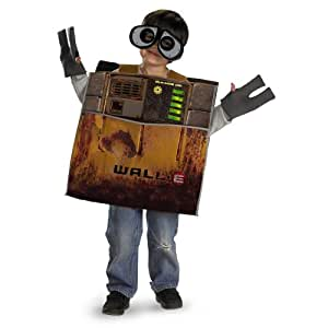 Wall-E Deluxe Halloween Costume - Child Size Up to 6