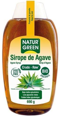 NATURGREEN - SIROPE AGAVE CRUDO 500ml NATURGREEN
