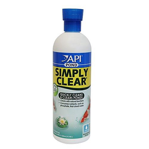API Pond einfach CLEAR Pond Wasserklärer (Aquarium Api Pharmaceuticals)