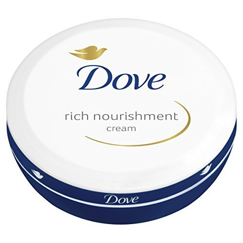 Dove Rich Nourishment Cream Pot 150ml (Pack of 3) by Unilever