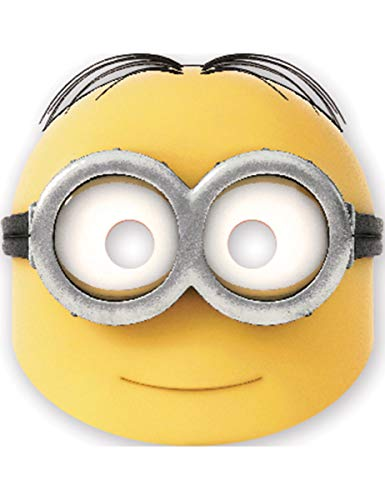 Minion Party Kostüm - Procos Masken Lovely Minions, mehrfarbig, 5PR87187