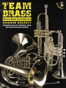 Team Brass: Brass Band Instruments (Book/CD) for sale  Delivered anywhere in UK