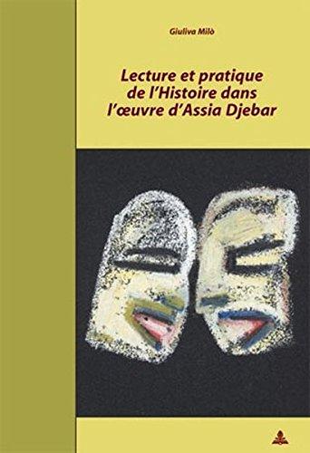 Lecture Et Pratique De L'histoire Dans ...