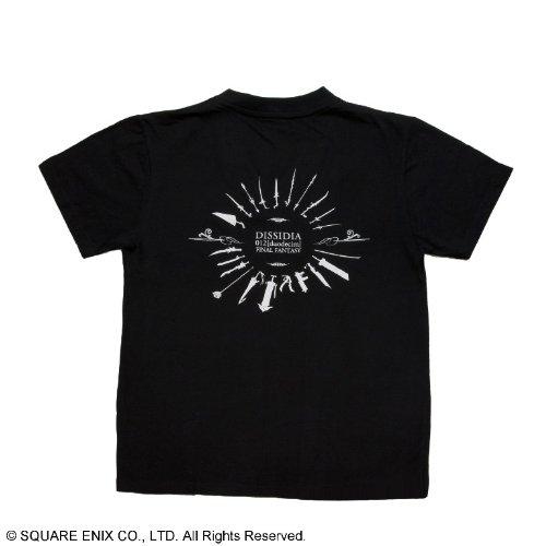 Square-Enix - Final Fantasy Dissidia T-Shirt Duodecim Size L