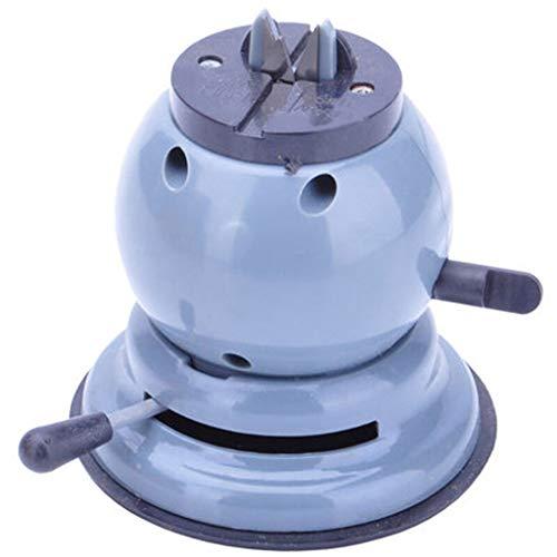 Haoli affilacoltelli da cucina affilatore a ventosa regolabile - utensili per affilare i coltelli whetstone per aiutare a riparare, ripristinare e lucidare le lame