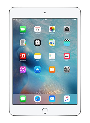 Apple iPad mini 4 (Wi-Fi, 128 GB) - Silver