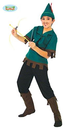 Kostüm von Robin von los Bos wass (10-12 Jahre alt)