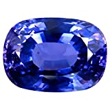 Zaffiro blu Sciolto Gemme 13.30 ct GIA CERTIFIED HUGE CUSHION CUT (14.66 x 10.52 mm) UNHEATED AND UNTREATED MADAGASCAR BLUE SAPPHIRE LOOSE GEMSTONE