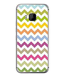Fuson Designer Back Case Cover for HTC One M9 :: HTC One M9S :: HTC M9 (School Student College Young Teenage Girl Boy)