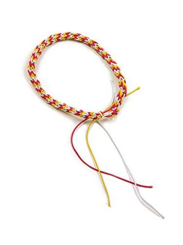 Tobar Machen Sie Ihren eigenen Scoobies Kinder Weberei Handwerk-Projekt Set Schlüsselanhänger / Armbänder