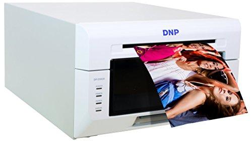 FOTODRUCKER MIETEN 1 WOCHE, DNP DS 620 Thermosublimation Fotoprinter mieten für 5x15, 10x15, 15x15 und 15x23 cm Formate, Fotodirektdruck in brillianter Bildqualität, max. 600x300 dpi