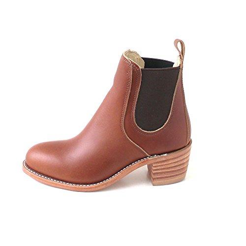 Red Wing Shoes, Bottes pour Femme Marron (Cognac)