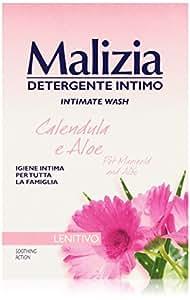 Malizia - Detergente Intimo Lenitivo, Calendula e Aloe - 200 ml